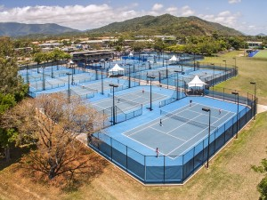 JBT ACADEMY - Cairns International Tennis Centre..
